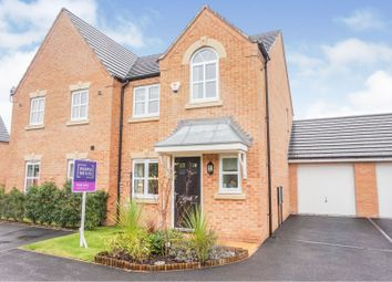 Thumbnail 3 bed semi-detached house for sale in Song Field, Runcorn