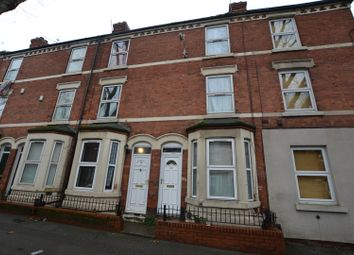 Thumbnail 4 bed terraced house for sale in Radford Boulevard, Nottingham