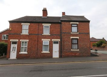 Thumbnail 3 bed terraced house for sale in Horninglow Road North, Burton-On-Trent, Staffordshire