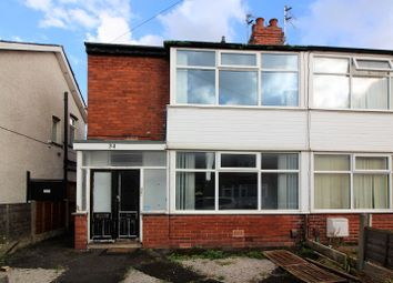 Thumbnail 2 bed semi-detached house for sale in Toronto Avenue, Blackpool