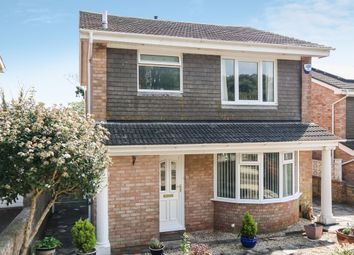 Thumbnail 3 bed detached house for sale in Woodside Drive, Torquay