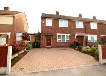 Thumbnail 3 bedroom terraced house for sale in Ruskin Road, Reddish, Stockport
