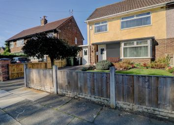 Thumbnail 3 bed semi-detached house for sale in Rimrose Valley Road, Crosby, Liverpool