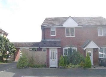 Thumbnail 3 bedroom end terrace house to rent in Barn Close, Woodlands, Ivybridge