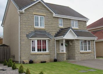 Thumbnail 4 bed detached house for sale in Woodlands Way, Westhill, Inverness