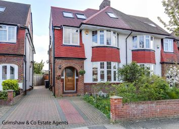 Thumbnail 5 bed property for sale in Bruton Way, Ealing, London