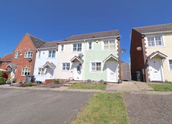 Thumbnail 2 bed end terrace house for sale in Lavant Road, Pevensey, East Sussex