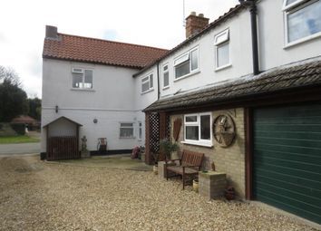 Thumbnail 3 bed semi-detached house for sale in High Street, Osbournby, Sleaford