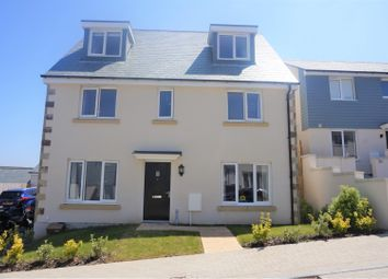 Thumbnail 5 bed detached house to rent in Piran View, Perranporth
