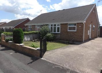 Thumbnail 2 bed bungalow to rent in Hollingthorpe Grove, Hall Green, Wakefield
