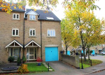 Thumbnail 3 bed end terrace house to rent in Enderbys Wharf, Mill Quay, Enderbys Wharf, London Road, St Ives