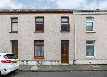 Thumbnail 2 bed terraced house for sale in Beach Street, Port Talbot, Neath Port Talbot.