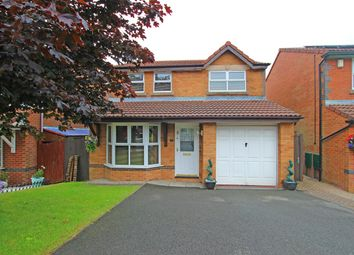 Thumbnail 3 bed detached house for sale in Martinique Drive, Lower Darwen, Darwen
