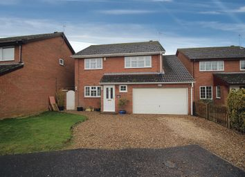 Thumbnail 5 bed detached house for sale in Wimpole Drive, South Wootton, King's Lynn