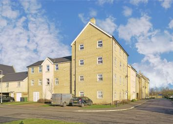 Thumbnail 2 bed flat for sale in Fern Court, Eynesbury, St. Neots, Cambridgeshire