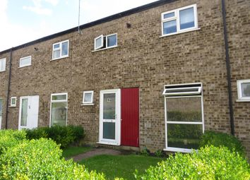Thumbnail 3 bed terraced house for sale in Watergall, Bretton, Peterborough