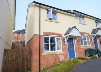 Thumbnail 2 bed terraced house for sale in Scarne Side Grove, Launceston