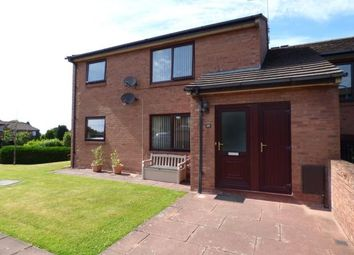 Thumbnail 2 bed flat for sale in Showfield, Brampton, Cumbria