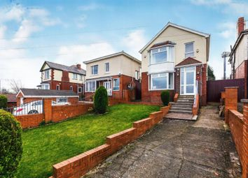Thumbnail 3 bed detached house for sale in Upper Hoyland Road, Hoyland, Barnsley