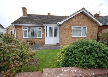 Thumbnail 2 bed detached bungalow for sale in Hazel Grove, Trowbridge, Wiltshire