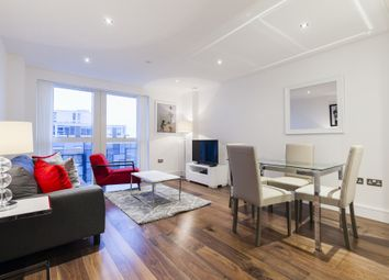 Thumbnail 2 bed flat to rent in Jackson Tower, 1 Lincoln Plaza, Canary Wharf, London