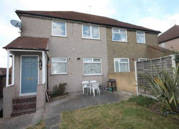 Thumbnail 2 bedroom maisonette to rent in Camrose Avenue, Erith