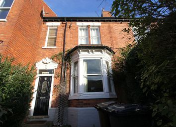Thumbnail 4 bed terraced house to rent in Albert Crescent, Lincoln, Lincolnshire