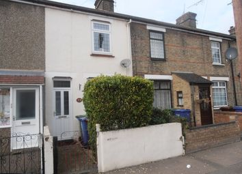 Thumbnail 2 bed terraced house to rent in Salisbury Road, Grays