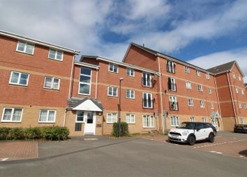 Thumbnail 2 bed flat for sale in Signet Square, Lower Stoke, Coventry