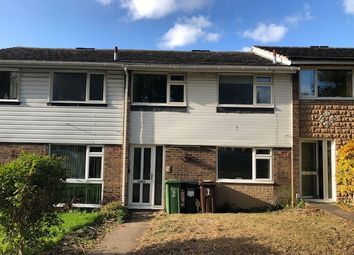 Thumbnail 3 bed terraced house to rent in Draycote Close, Solihull, West Midlands