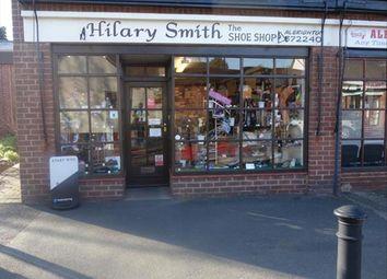 Thumbnail Retail premises for sale in Well Established Shoe Retailer WV7, Albrighton, West Midlands