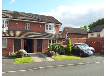 Thumbnail 2 bed semi-detached house to rent in Turnbury Road, Manchester