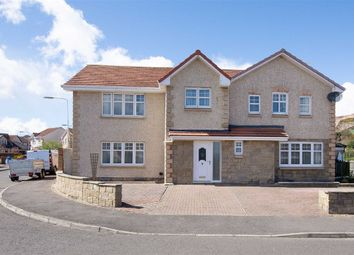 Thumbnail 5 bed detached house for sale in Borthwick Place, Balmullo, Fife
