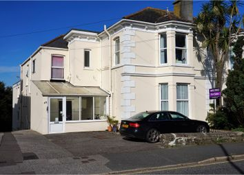 Thumbnail 1 bed maisonette for sale in 48 Melvill Road, Falmouth