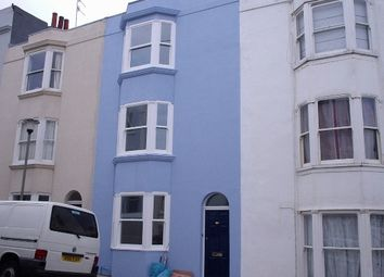 Thumbnail 3 bedroom terraced house to rent in Temple Street, Brighton