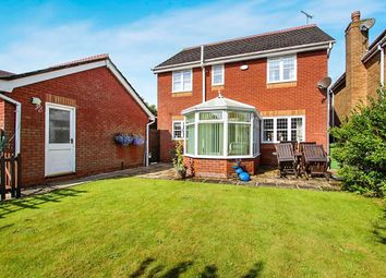 Thumbnail 4 bed detached house for sale in Avery Gardens, Poulton-Le-Fylde