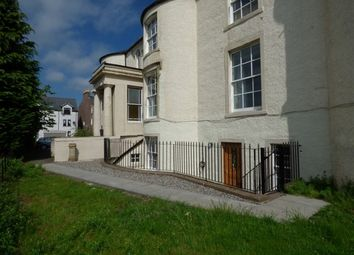 Thumbnail 1 bed flat for sale in Bank Street, Crieff