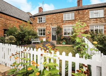 Thumbnail 3 bed cottage for sale in Corby Road, Cottingham, Market Harborough