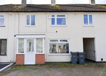 Thumbnail 4 bed terraced house for sale in Culmington Road, Longbridge, Birmingham