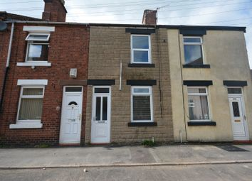 Thumbnail 2 bed terraced house for sale in Wood Street, Leek