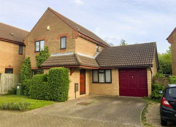 Thumbnail 3 bed property for sale in Longhedge, Caldecotte, Milton Keynes, Bucks