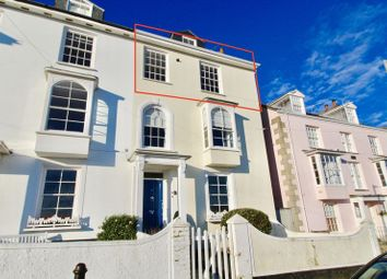 Thumbnail 2 bed flat for sale in Falmouth