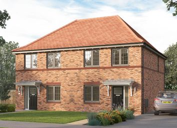 """3 bed semi-detached house for sale in """"The Lorton Semi"""" at Myton Green, Europa Way, Warwick CV34"""