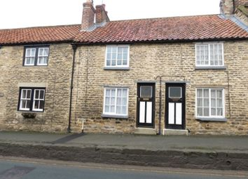 Thumbnail 2 bedroom terraced house to rent in High Street, Thornton Le Dale