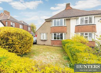 Thumbnail 3 bed semi-detached house for sale in Knightwood Crescent, New Malden