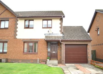 Thumbnail 3 bedroom semi-detached house for sale in Bankton Brae, Murieston, Livingston