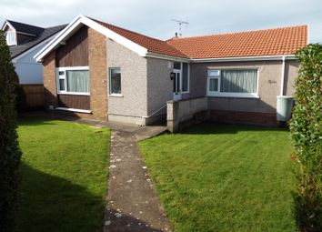 Thumbnail 3 bedroom detached bungalow for sale in Headland Close, Bishopston, Swansea