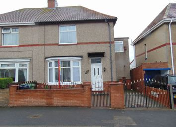 Thumbnail 4 bedroom semi-detached house for sale in Givens Street, Sunderland