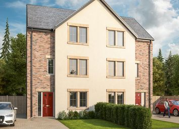 "Thumbnail 4 bed semi-detached house for sale in ""The Mowbury"" at Glenarm Road, Wynyard Business Park, Wynyard, Billingham"
