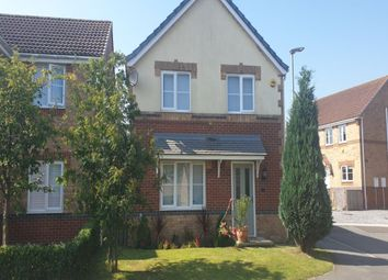 Thumbnail 4 bed detached house for sale in Balmoral Drive, Catchgate, Stanley